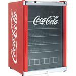 Minikylskåp & Party Coolers Scandomestic High Cube Röd