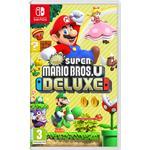 Nintendo Switch-spel New Super Mario Bros. U Deluxe