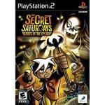 PlayStation 2-spel The Secret Saturdays: Beasts of the 5th Sun
