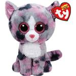 Toys TY Beanie Boos Lindi Cat 15cm