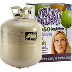 Festprodukter Helium Gas Cylinder 440 liter