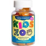 Dansk Farmaceutisk Industri Kids Zoo Omega-3 60 st