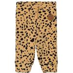 Mini Rodini Fleece Spot Trousers - Beige (1873010113)