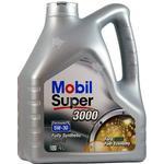 Motortillbehör Mobil Super 3000 X1 Formula FE 5W-30 4L Motorolja