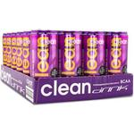 Clean Drink BCAA Passion Koffein 330ml 24 st