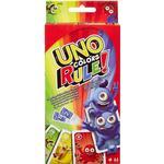 Mattel UNO Colors Rule