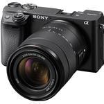 APS-C Digitalkameror Sony Alpha 6400 + 18-135mm F3.5-5.6 OSS