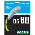 Badmintonsenor Yonex BG80 10m
