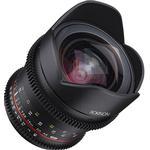 Rokinon 16mm T2.6 Cine DS for Canon EF