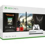 Microsoft Xbox One S 1TB - Tom Clancy's The Division 2