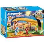 Playmobil Illuminating Nativity Manger 9494