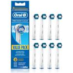 Oral-B Precision Clean 8-pack