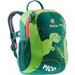 Väskor Deuter Pico - Alpinegreen-Kiwi