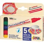 Glas- och porslinspennor Kreul Hobby Line Porcelain Pen 16350
