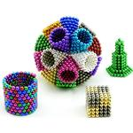 Pussel Magnetic Balls 216 Pieces