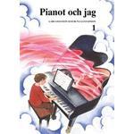 Pianot och jag 1 (Häftad)