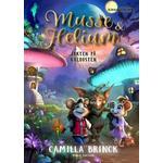 Böcker Musse & Helium. Jakten på Guldosten (Inbunden)