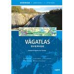 Sverige vägatlas (Inbunden)
