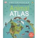 Children's Illustrated Animal Atlas (Inbunden, 2017)