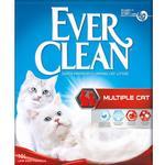 Kattsand Ever Clean Multiple Cat 6x10L