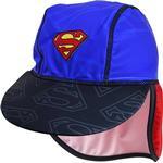 Swimpy UV Hatt Superman - Blue (34-SU9005B)