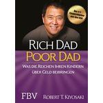 Rich Dad Poor Dad (Inbunden)