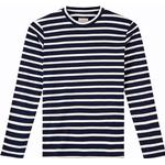 Herrkläder Minimum Bror SweatShirt - Ecru