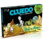 Winning Moves Ltd Cluedo Rick & Morty