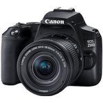 APS-C Digitalkameror Canon EOS 250D + EF-S 18-55mm IS STM