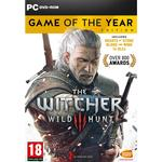 PC spil The Witcher 3: Wild Hunt - Game of the Year Edition