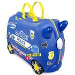 Luggage Trunki Percy The Police Car 46cm