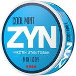 ZYN Mini Dry Extra Strong Cool Mint 15mg/g Snus