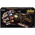 Toys on sale Hasbro Avengers Infinity War Marvel Legends Replica Thanos Infinity Gauntlet