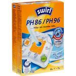 Dammsugartillbehör Swirl PH 86 MicroPor Plus 4-pack