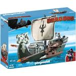 Toys Playmobil Drago's Ship 9244