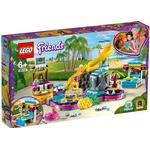 Lego Friends Lego Friends Andrea's Pool Party 41374
