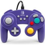 PowerA Wired Controller GameCube Style - Purple