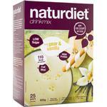 Naturdiet Drinkmix Pear Vanilla 25 st