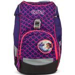 Barnväska Ergobag Prime School Backpack - Pearl DiveBear