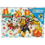 Leksaker Paw Patrol Christmas Toy & Stationery Treats Gift Advent Calendar