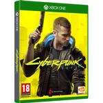 Action Xbox One-spel Cyberpunk 2077