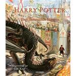 Harry Potter och Den flammande bägaren (Inbunden)
