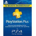 Psn plus 365 Speltillbehör Sony PlayStation Plus - 365 days - SE