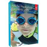 Programvara Adobe Photoshop Elements 2019 Win Swedish
