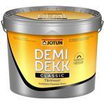 Jotun Demidekk Classic Lasyrfärger Vit 10L