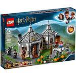 Toys on sale Lego Harry Potter Hagrid's Hut: Buckbeak's Rescue 75947