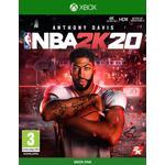 Xbox One-spel NBA 2K20