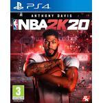 PlayStation 4-spel NBA 2K20