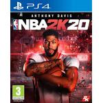 PlayStation 4-spel NBA 2K20