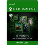 Microsoft Xbox Game Pass - 6 Month